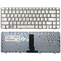 Клавиатура HP Pavilion (DV3000, DV3500) Silver, RU