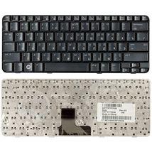 Клавиатура HP Pavilion (TX1000, TX2000, TX2500) Black (Metallic), RU
