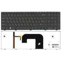 Клавиатура Dell Vostro (3700) Black, Light, RU