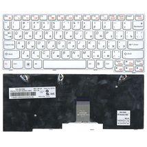 Клавиатура Lenovo IdeaPad (U160) White, (White Frame), RU