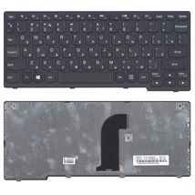 Клавиатура Lenovo IdeaPad (Yoga 11) Black, (Black Frame), RU