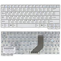 Клавиатура для ноутбука E Series (E200, E210, E300, E310) ED Series (ED310) White, RU