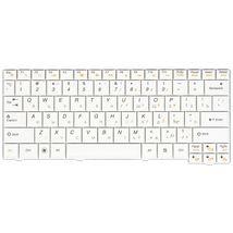 Клавиатура для ноутбука для ноутбука Lenovo IdeaPad (S12) White, RU