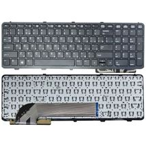Клавиатура HP ProBook (450 G1) Black, (Black Frame) RU