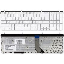 Клавиатура HP Pavilion (DV7-2000) White, RU