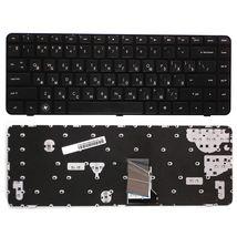 Клавиатура HP Pavilion (DM4-2000) Black, (Black Frame) RU