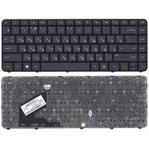 Клавиатура HP Pavilion (Chromebook 14) Black, (Black Frame) RU
