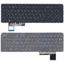 Клавиатура HP Pavilion (m6-k088) с подсветкой (Light), Black, (No Frame) RU