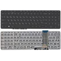 Клавиатура HP Envy (15-J000) Black, (No Frame) RU (горизонтальный энтер)