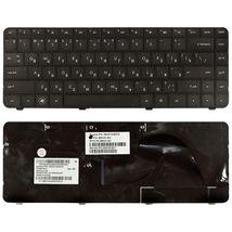 Клавиатура HP Compaq Presario CQ42 Black, RU