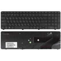 Клавиатура HP Compaq Presario CQ72 Black, RU