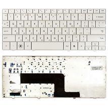 Клавиатура HP Compaq (Mini 110) White, RU