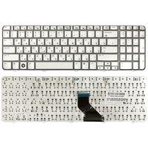 Клавиатура HP Compaq Presario CQ60 Silver, RU