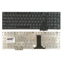 Клавиатура HP Compaq (8710P, 8710W) Black, RU