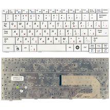 Клавиатура Samsung (N120, N510) White, RU