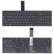 Клавиатура Asus (K56) Black, (No Frame), RU (горизонтальный энтер)