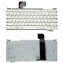 Клавиатура Samsung (NF210) White, (No Frame), RU