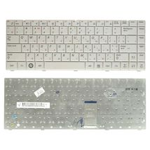 Клавиатура Samsung (R420, R418, R423, R425, R428, R429, R469, RV41, RV408) White, RU