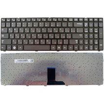 Клавиатура Samsung (R580, R590) Black, (Black Frame), RU
