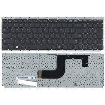 Клавиатура Samsung (RC510, RV511, RV513, RV520) с частью корпуса (Corps), Black, (No Frame), RU