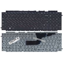 Клавиатура Samsung (RC710, RC711) с частью корпуса (Corps), Black, (No Frame), RU