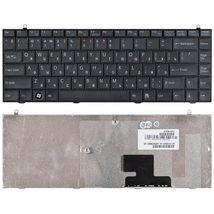 Клавиатура Sony Vaio (VGN-FZ) Black, RU