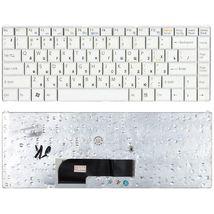 Клавиатура Sony Vaio (VGN-N, N250) White, RU