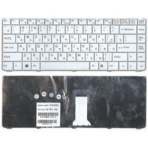 Клавиатура Sony Vaio (VGN-NR, VGN-NS) White, RU