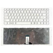 Клавиатура Sony Vaio (VPC-EG) White, (White Frame) RU