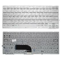 Клавиатура Sony Vaio (VPC-SD, VPC-SB) Silver, (NoFrame) RU