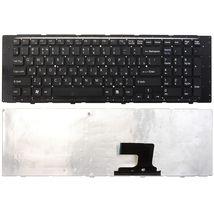 Клавиатура Sony Vaio (VPCEF, VPC-EF) Black, (No Frame) RU