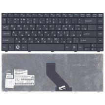 Клавиатура Fujitsu LifeBook (LH531) Black, RU