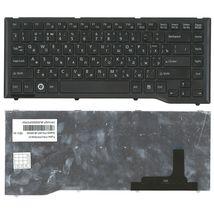 Клавиатура Fujitsu LifeBook (LH532) Black, (Black Frame) RU