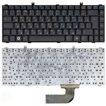 Клавиатура Fujitsu Amilo (LA1703) Black, RU (вертикальный энтер)