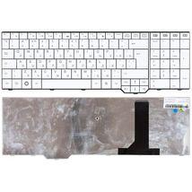 Клавиатура Fujitsu Amilo (XA3530, PI3625, LI3910, XI3650) White, RU