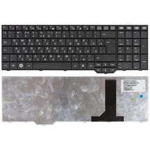 Клавиатура Fujitsu Amilo (XA3530, PI3625, LI3910, XI3650) Black, RU/EN