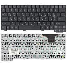 Клавиатура Fujitsu (E8110, T4210, S7110, S2110, S6230) Black, RU