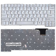 Клавиатура Fujitsu (E8110, T4210, S7110, S2110, S6230) Silver, RU