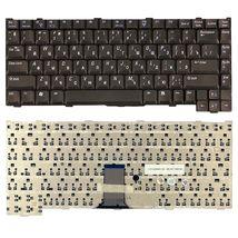 Клавиатура Dell Inspiron (1200, 2200) Latitude (110L, PP10S), Black, RU