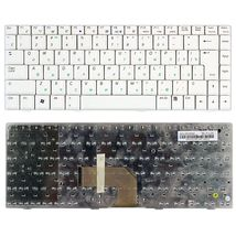 Клавиатура Asus (W5, W6, W7) White, RU