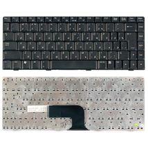 Клавиатура Asus (W5, W6, W7) Black, RU