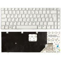 Клавиатура Asus (W3, W3J, A8, F8, N80) Silver, RU (вертикальный энтер)