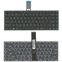 Клавиатура Asus (N46, U46, K45) Black, (No Frame) RU