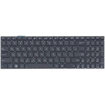 Клавиатура Asus N56, N56V, N76, N76V, G771 Black, (No Frame) RU