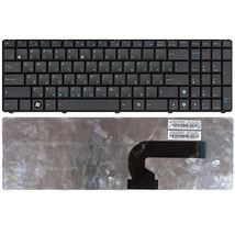 Клавиатура Asus (N50, N51) Black, RU