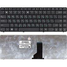 Клавиатура Asus (N43, N43J, N43JF, N43JM, N43JQ) Black, RU