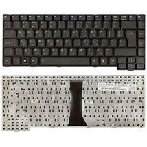 Клавиатура Asus F2 F3 Z53 24pin, Black, RU