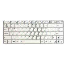 Клавиатура для ноутбука для ноутбука Asus EEE PC 1101 1101HA N10 N10E N10J White, RU