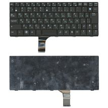 Клавиатура Asus EEE PC Limited Edition (1005HA) Black, RU (вертикальный энтер)
