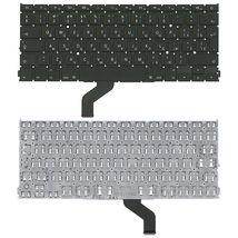 Клавиатура Apple MacBook Pro (A1425) с подсветкой (Light) Black, (No Frame), RU (вертикальный энтер)